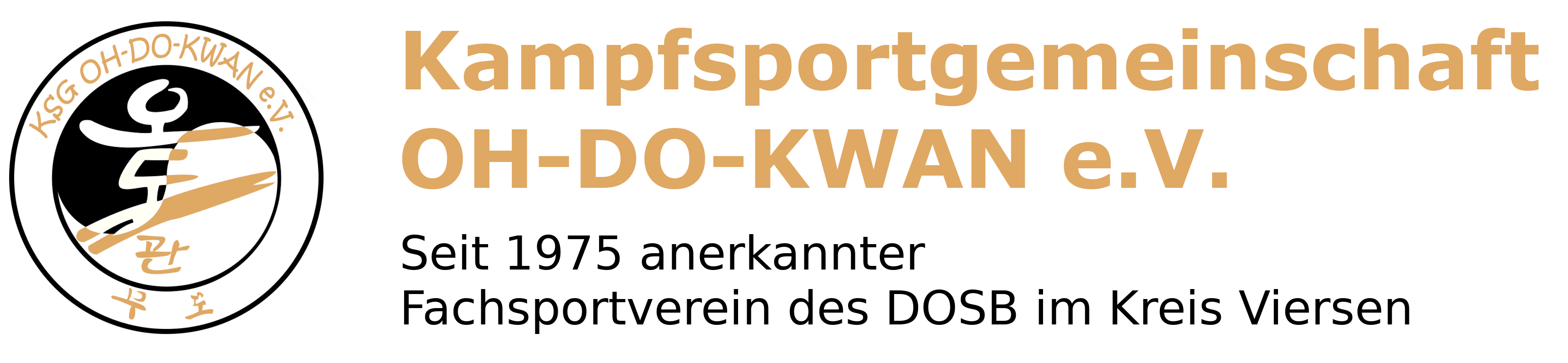 KSG OH-DO-KWAN e.V. - Kampfsport, Taekwondo, Hapkido, Kick-/Thaiboxen - Disziplin, Selbstbewusstsein, Fitness, Sicherheit, Ausgeglichenheit